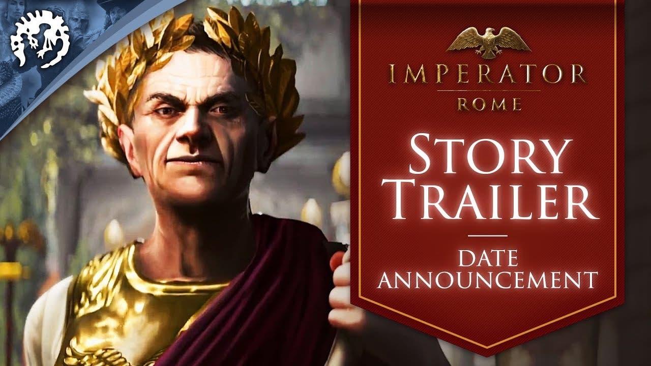 imperator rome gets a release da
