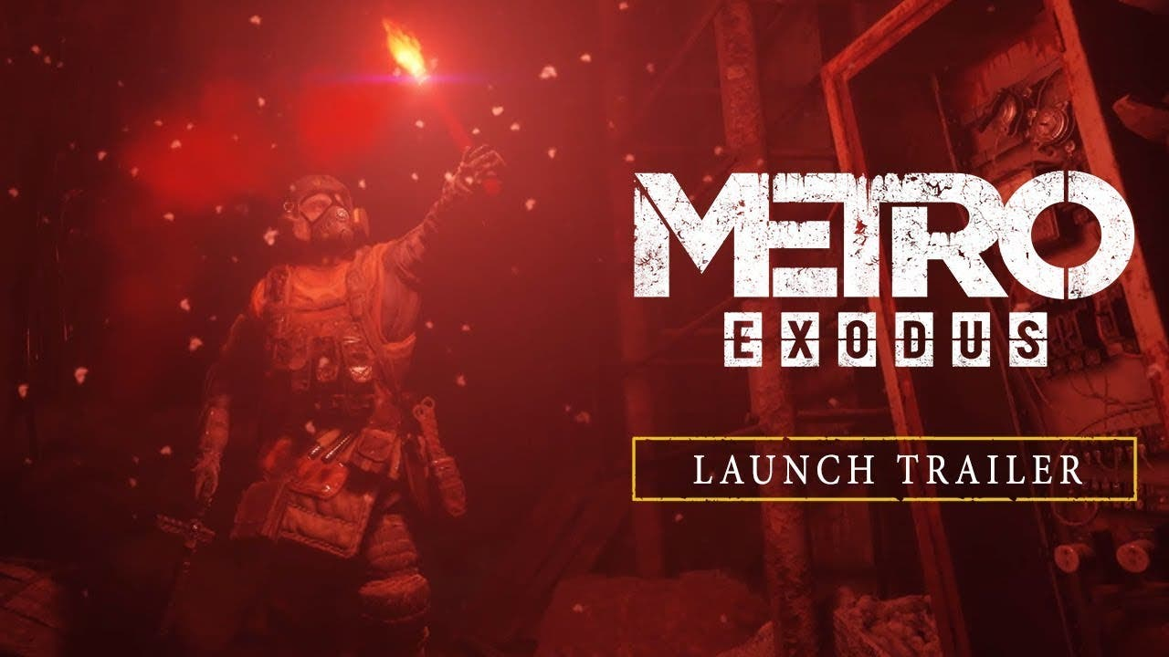 metro exodus ready to be explore