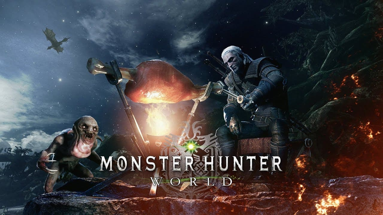 monster hunter world and the wit