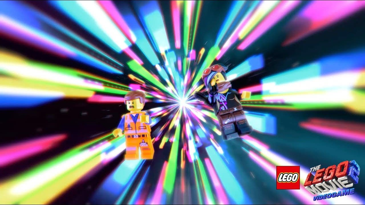 the lego movie 2 videogame comes
