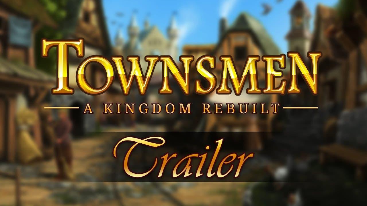 townsmen a kingdom rebuilt is av