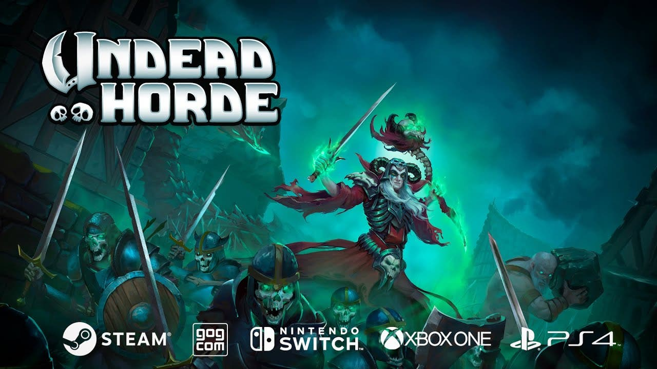 undead horde commands an release