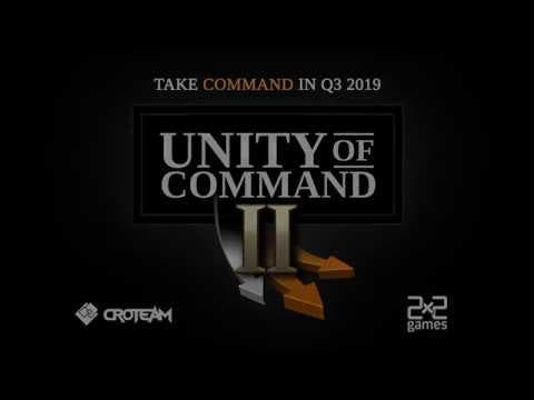 unity of command ii announced by