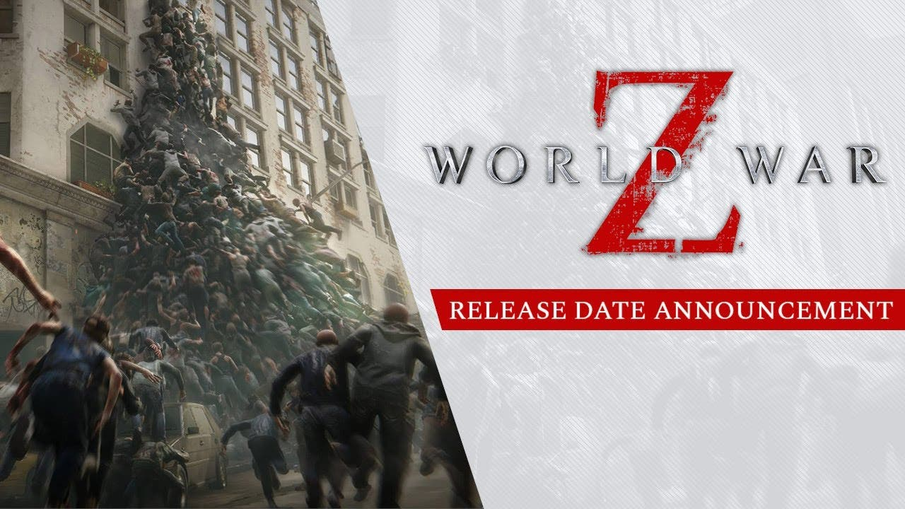 world war z launches the zombie