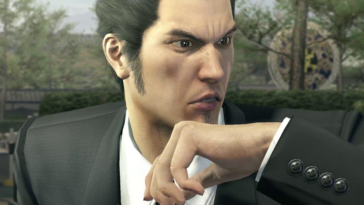 yakuza kiwami the remaster of th