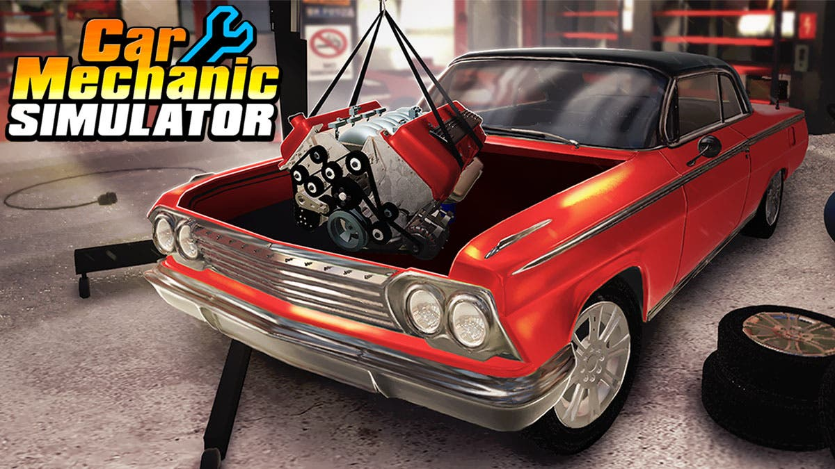 Car Mechanic Simulator (Switch) Review - Saving Content