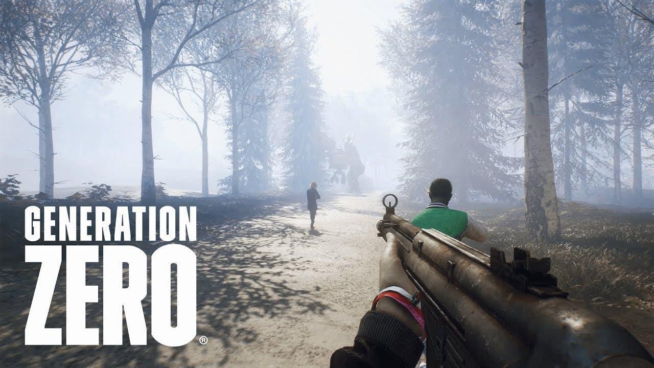 generation zero receives release