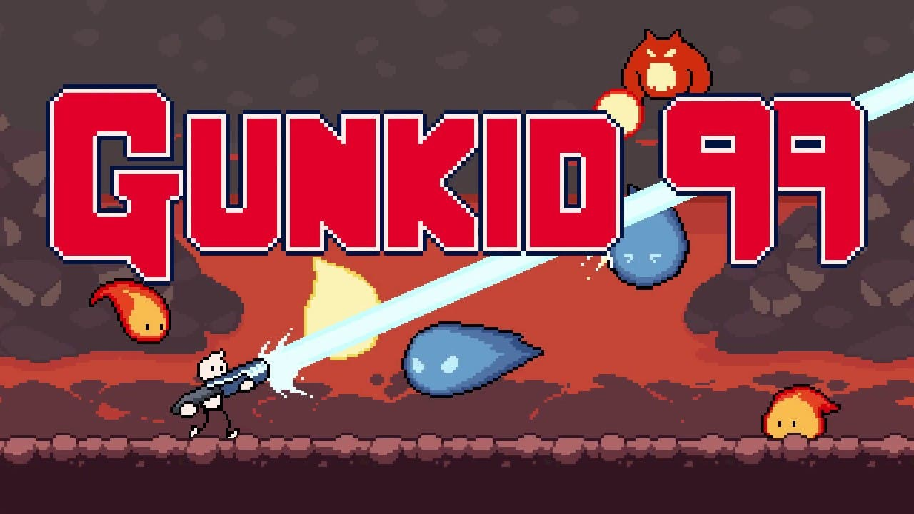 gunkid 99 a 2d arena shooter wit