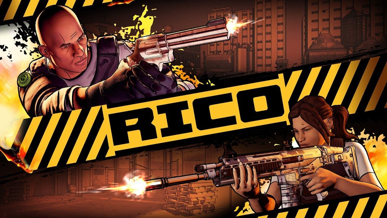 rico the buddy cop shooter with