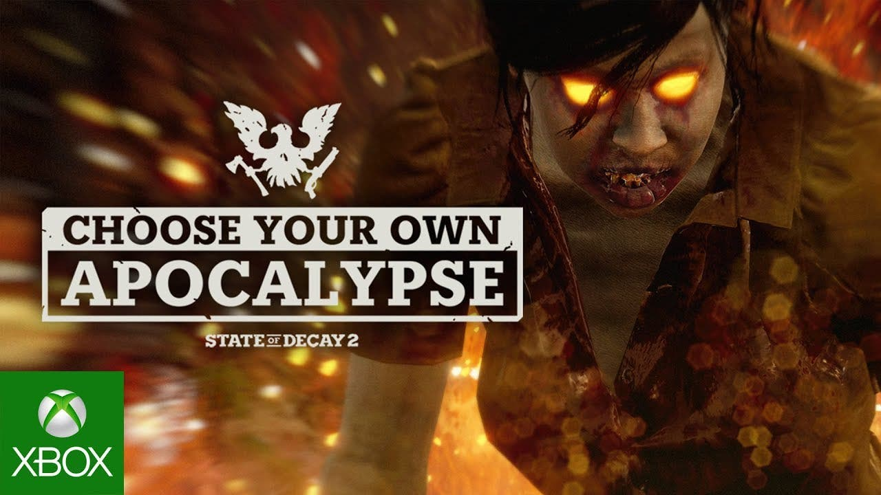 state of decay 2 choose your own