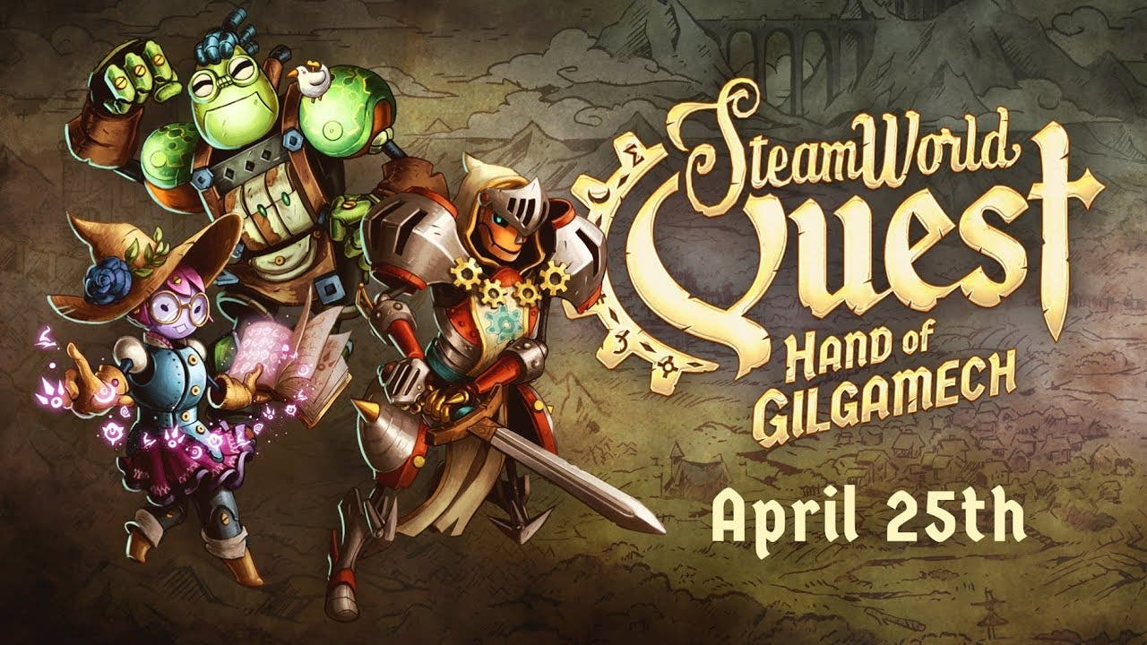 steamworld quest hand of gilgame 1
