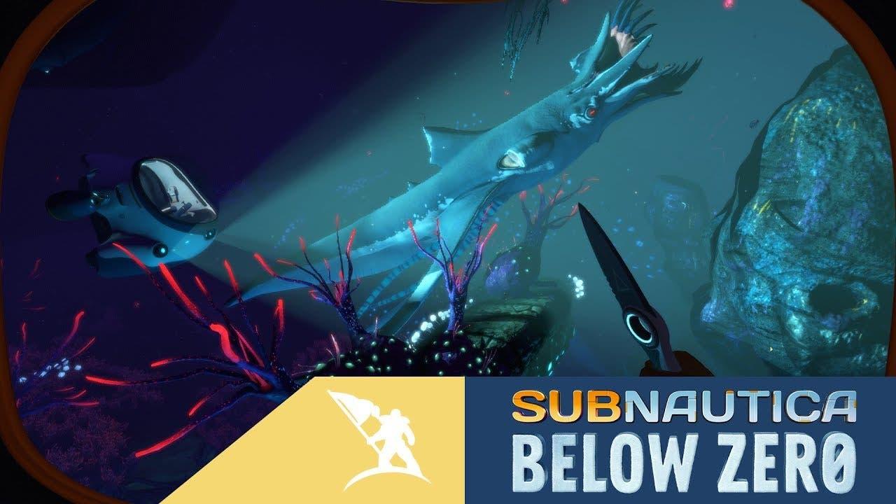subnautica below zero lets you d