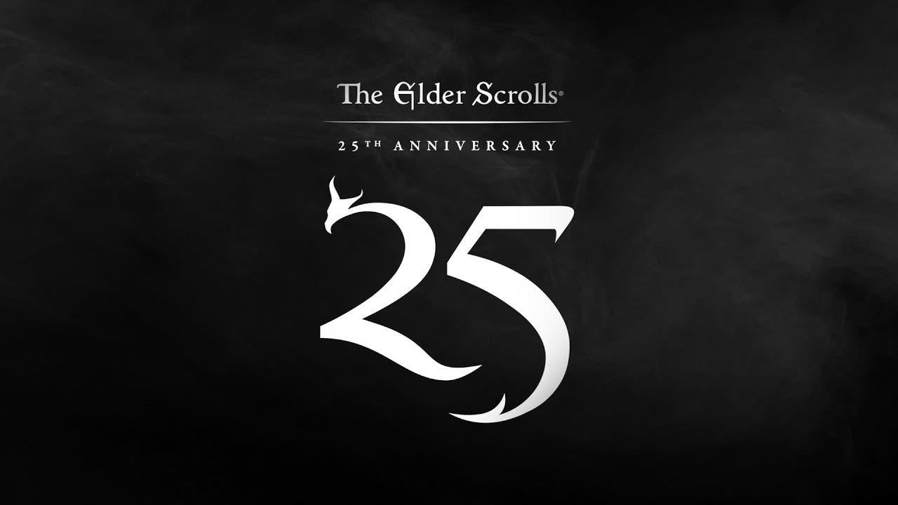 the elder scrolls celebrates 25