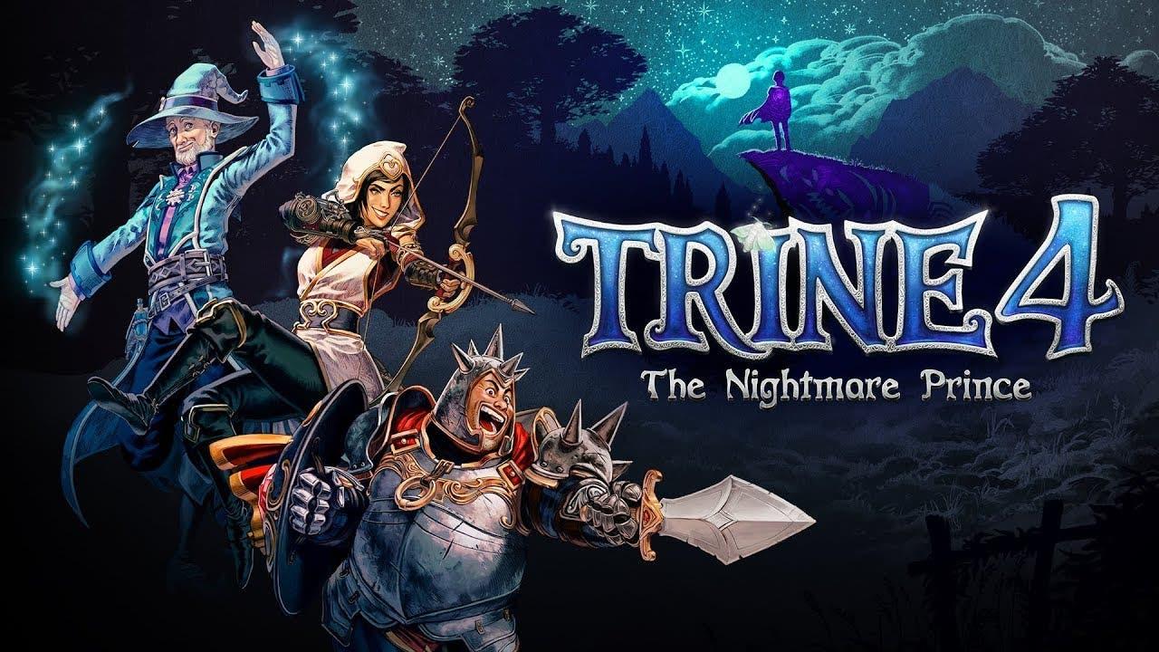 trine 4 the nightmare prince wil