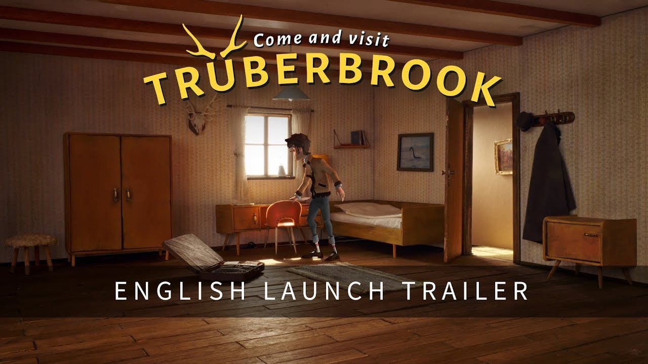 truberbrook launch trailer drops