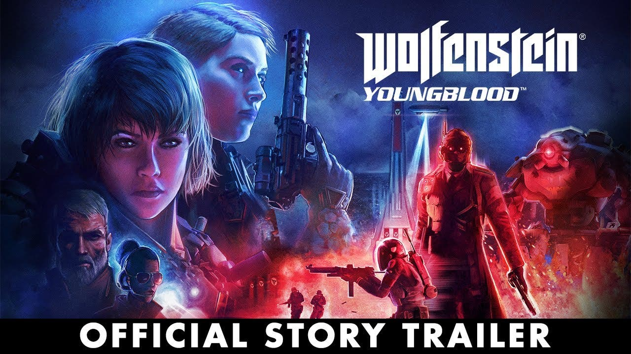 wolfenstein youngblood releases
