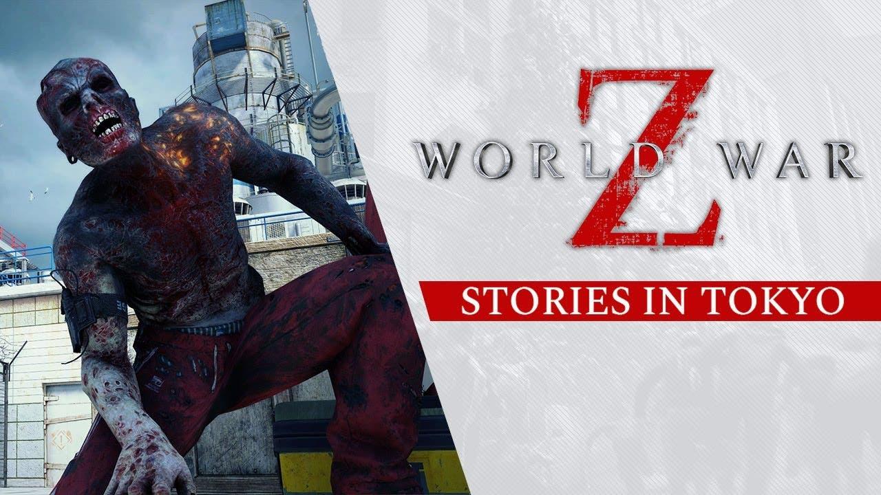 world war z trailer shows the st
