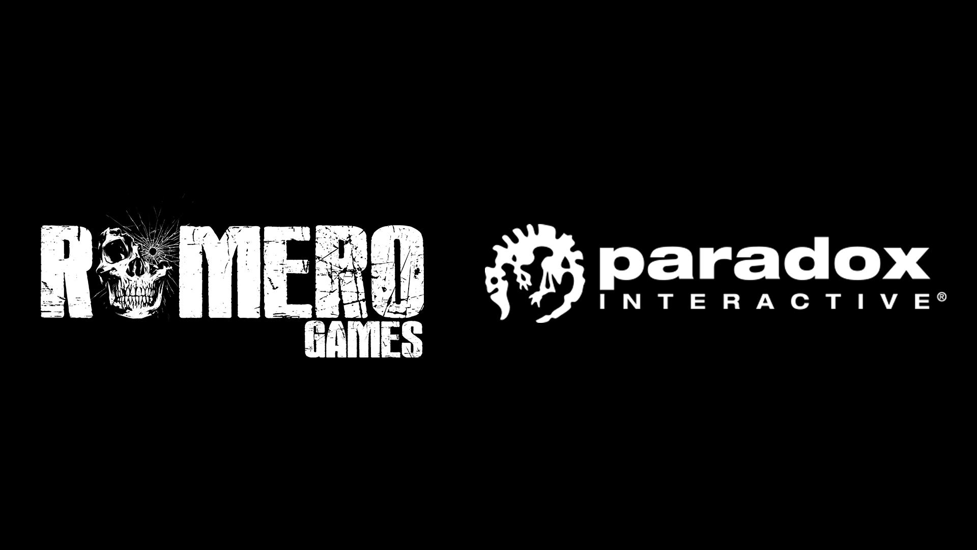 Romero Paradox Logo