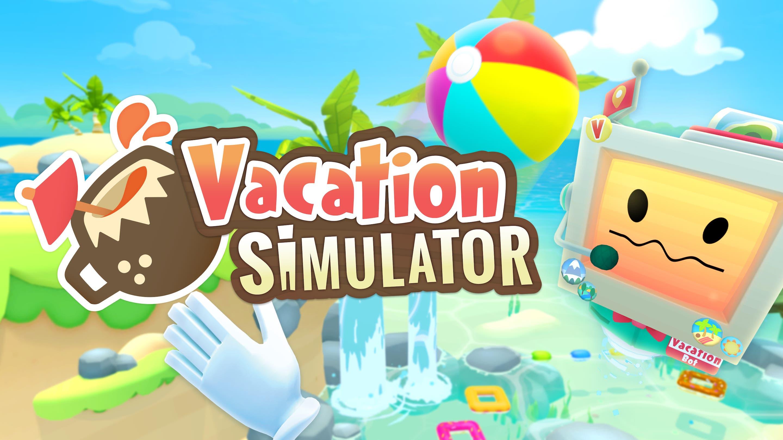 VacationSimulator HeroArt