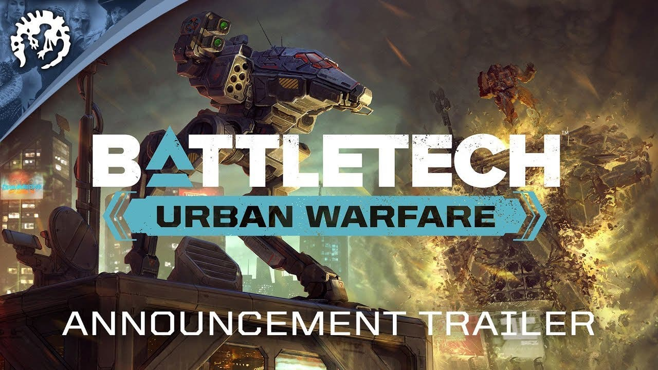battletech heads to the streets