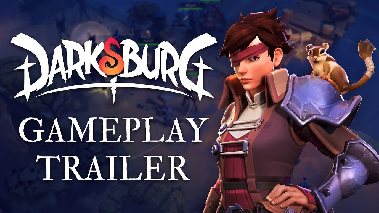 darksburg offers a first look at