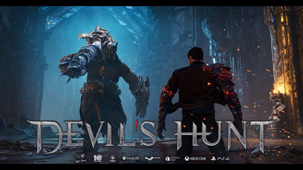 devils hunt walkthrough from pax