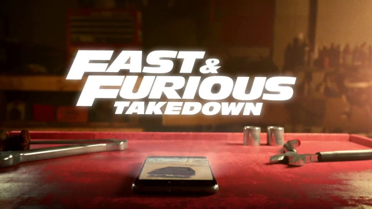 fast furious takedown mobile gam