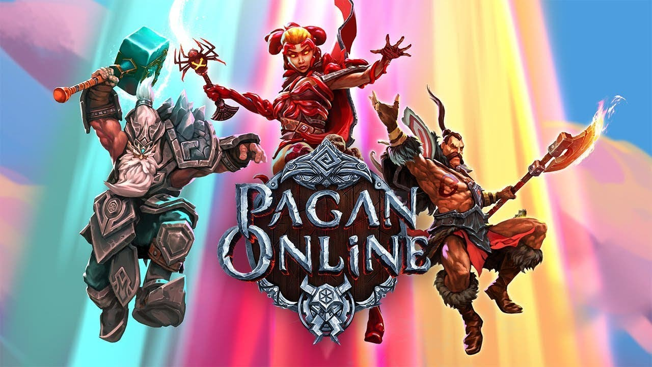 pagan online from wargaming and