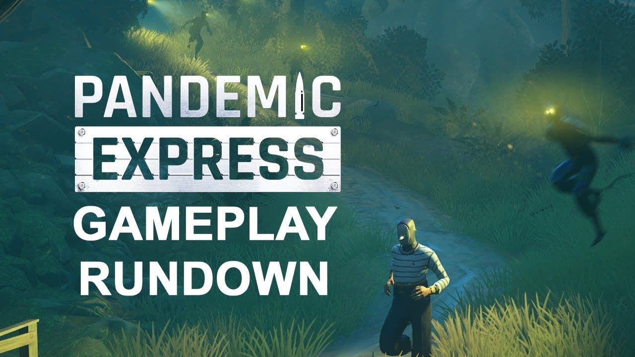 pandemic express from tinybuild