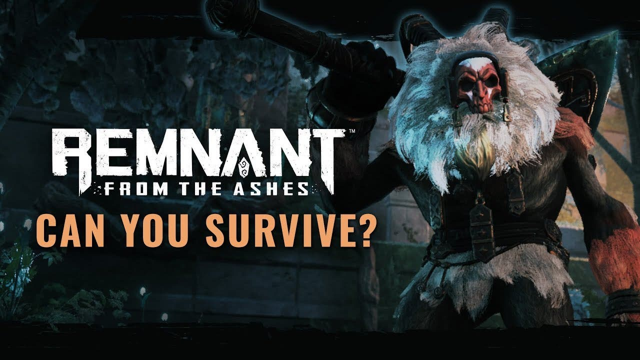 pre orders for remnant from the