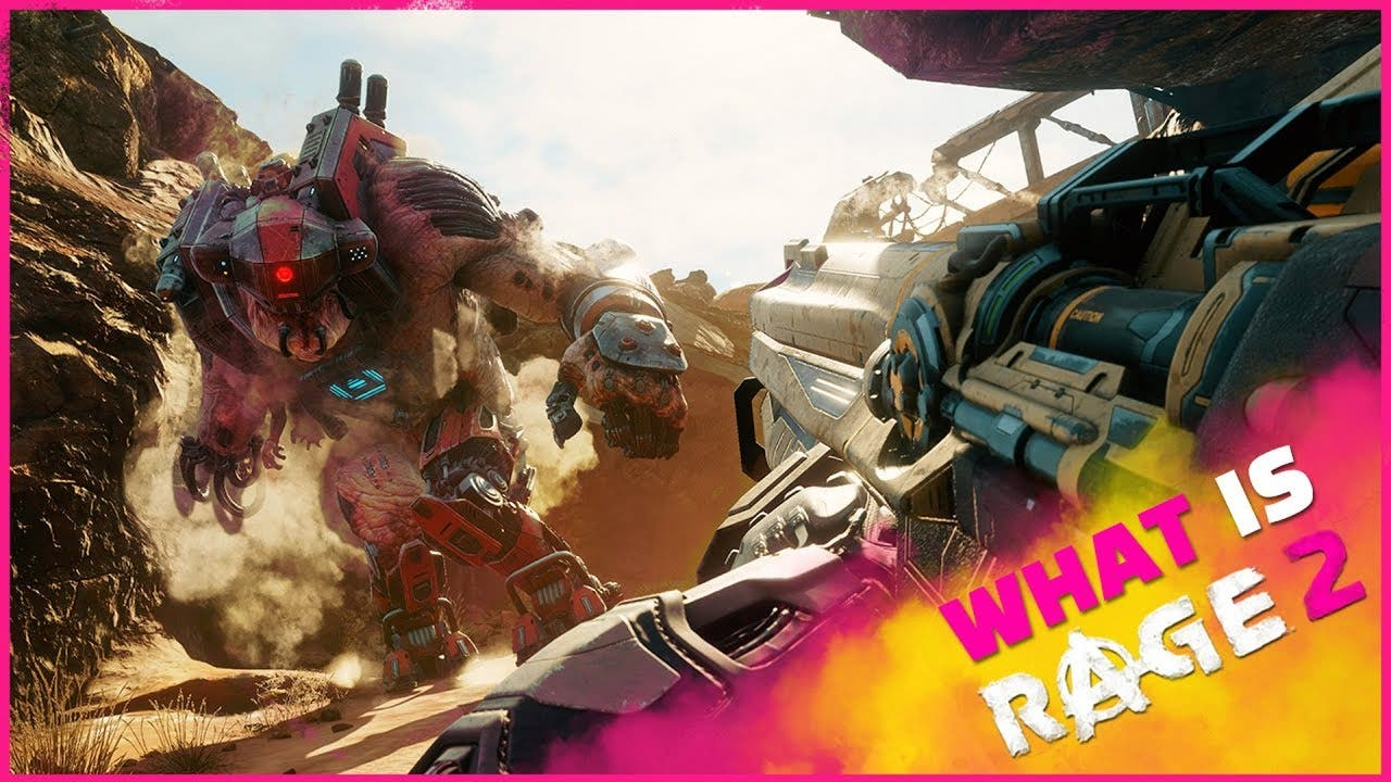 rage 2 trailer answers the quest