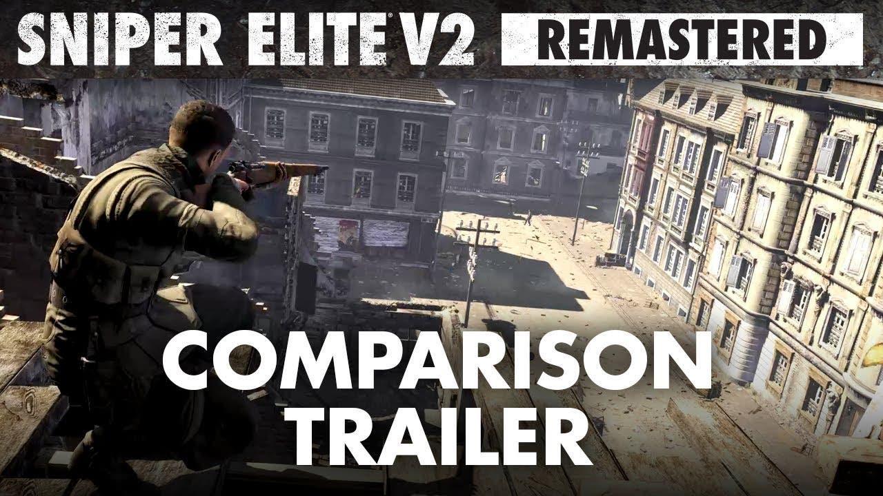 sniper elite v2 remastered relea