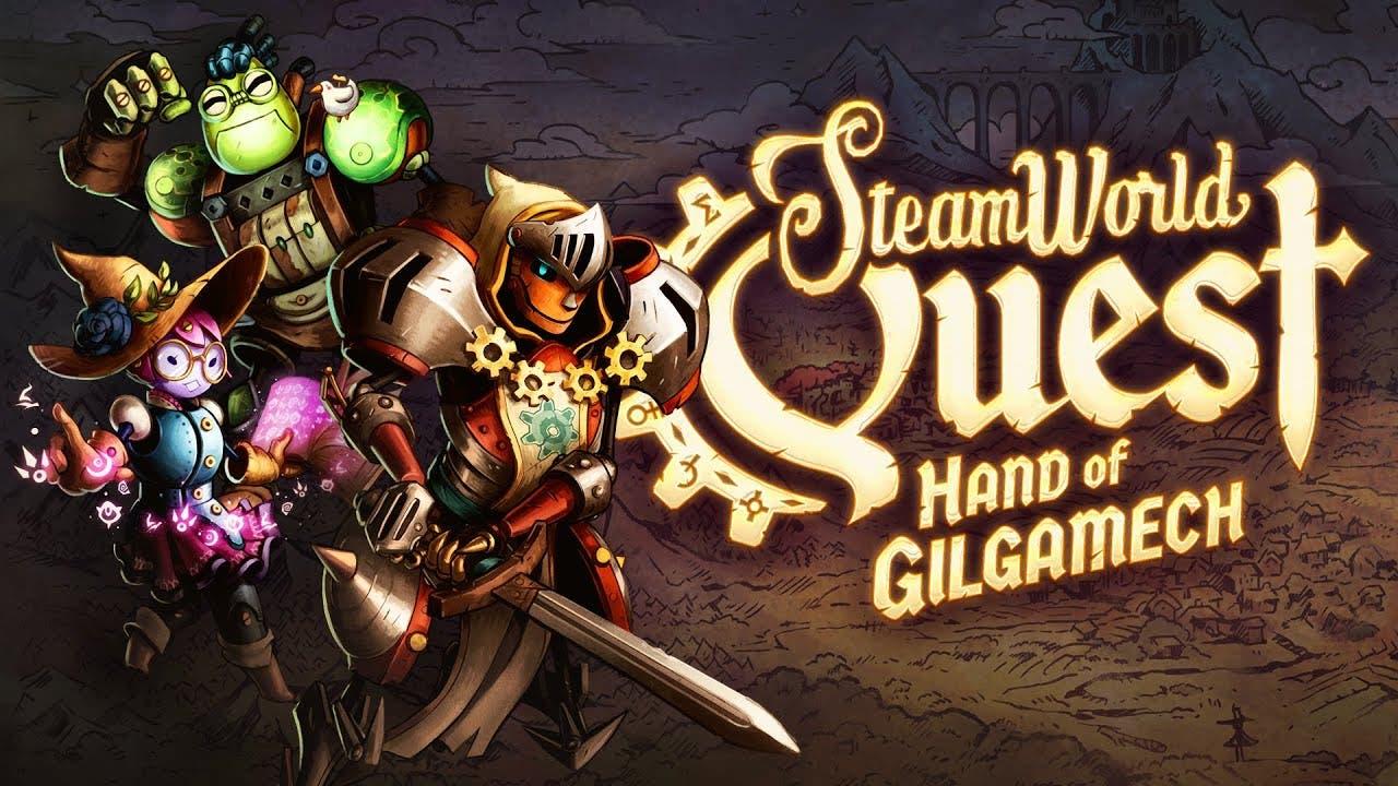 steamworld quest hand of gilgame