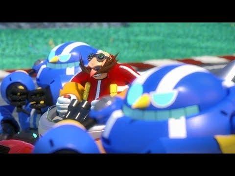 team sonic racing gameplay trail