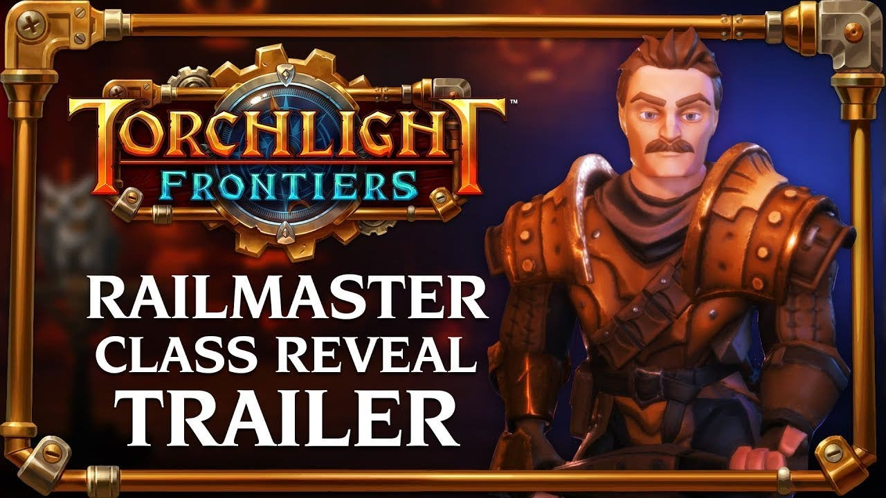 torchlight frontiers receives a