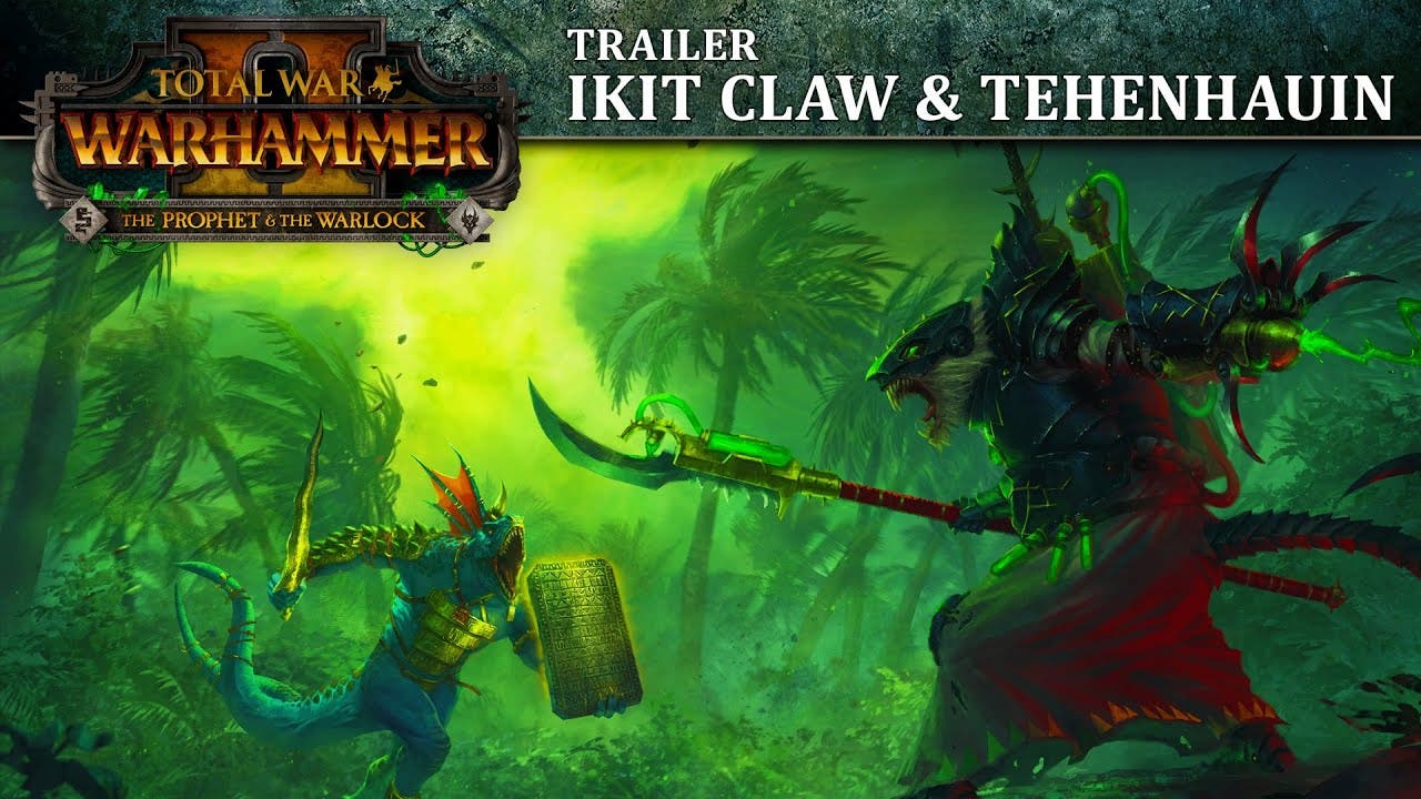 Total War Warhammer Ii Lets Legendary Lords Fight It Out On April 17th In The Prophet The Warlock Dlc Saving Content 3rd appearance special set for kain highwind and vaan, dff nt: warhammer ii lets legendary lords fight