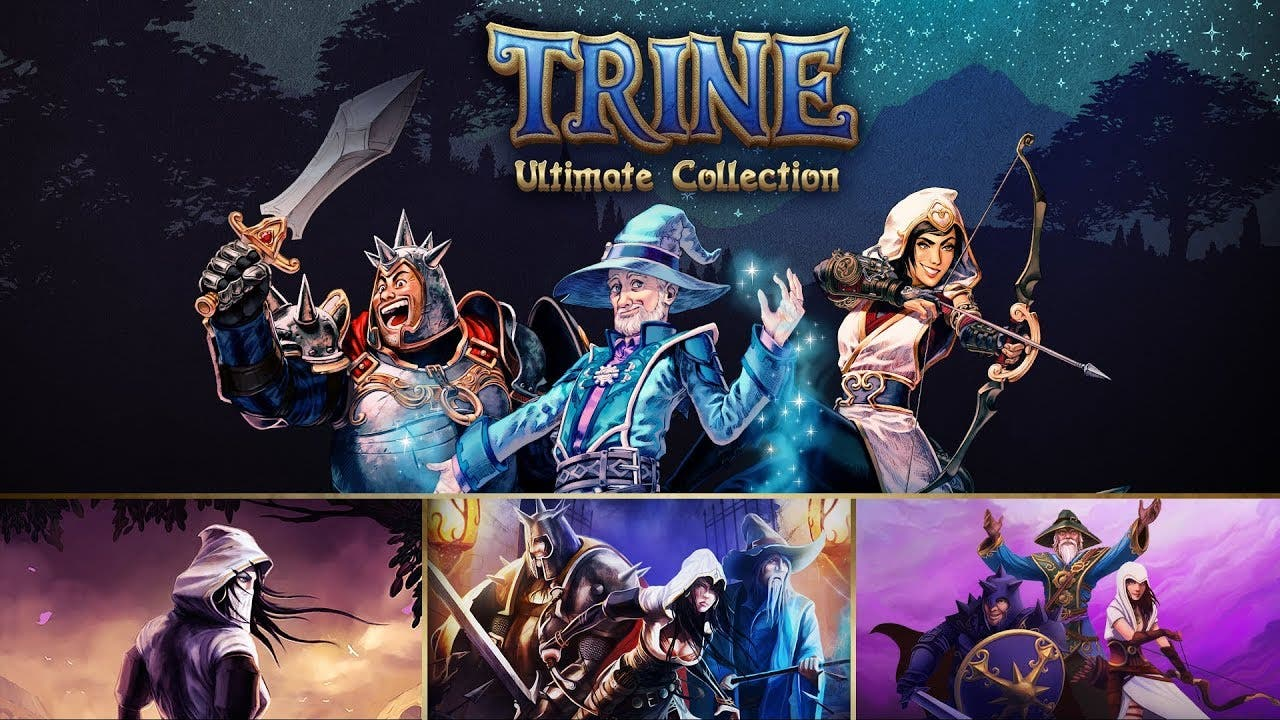 trine ultimate collection gamepl