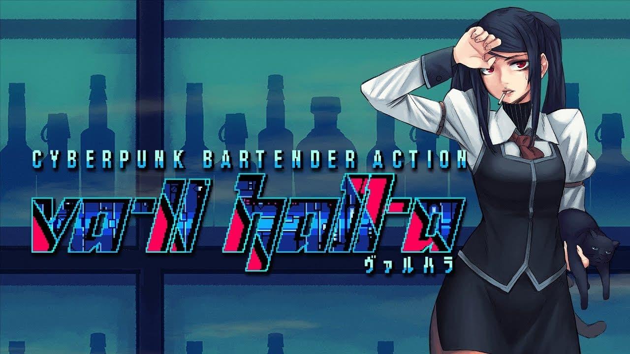 va 11 hall a cyberpunk bartender