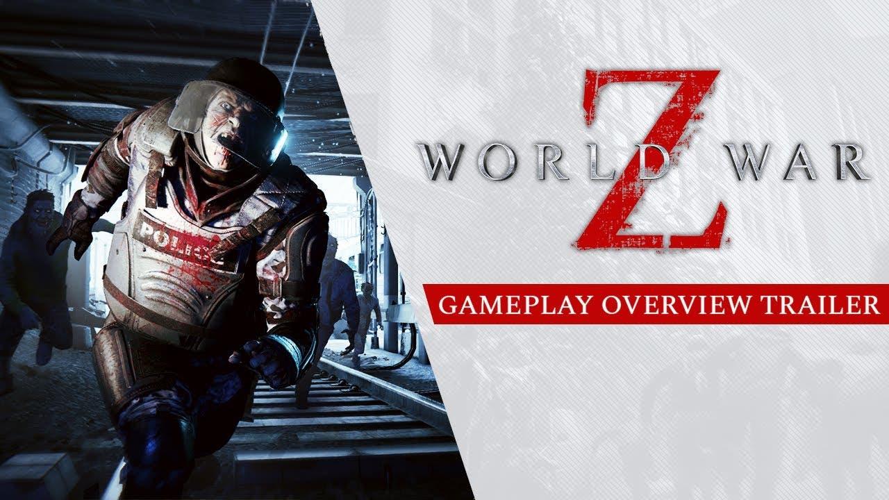 world war z gameplay overview tr