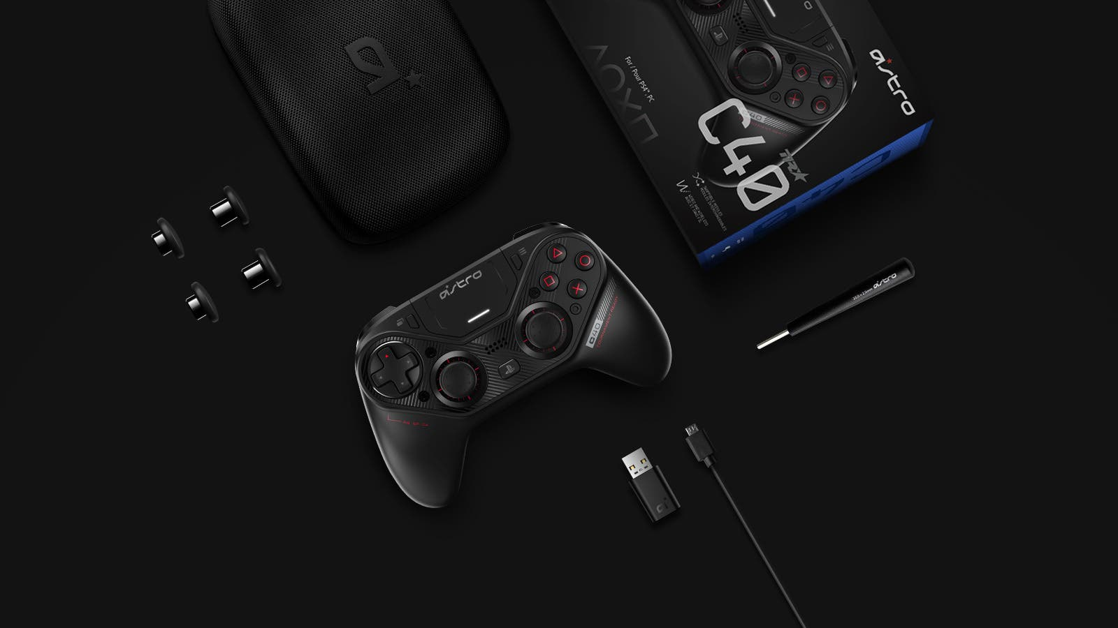 Two dots gamepad driver