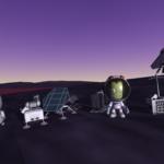 KSP Breaking Ground Expansion Screenshot Deployed Science 01