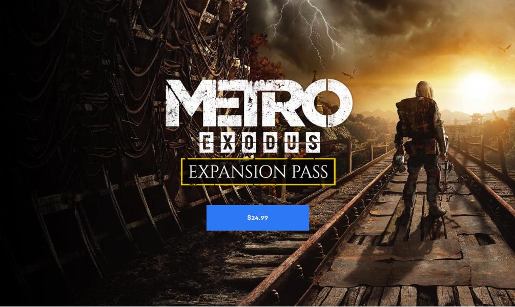 MetroExodus expansionpass