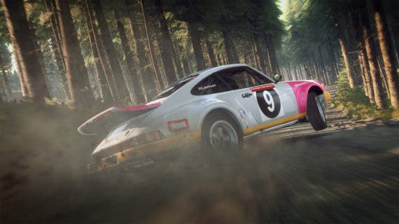 Porsche Wales 2