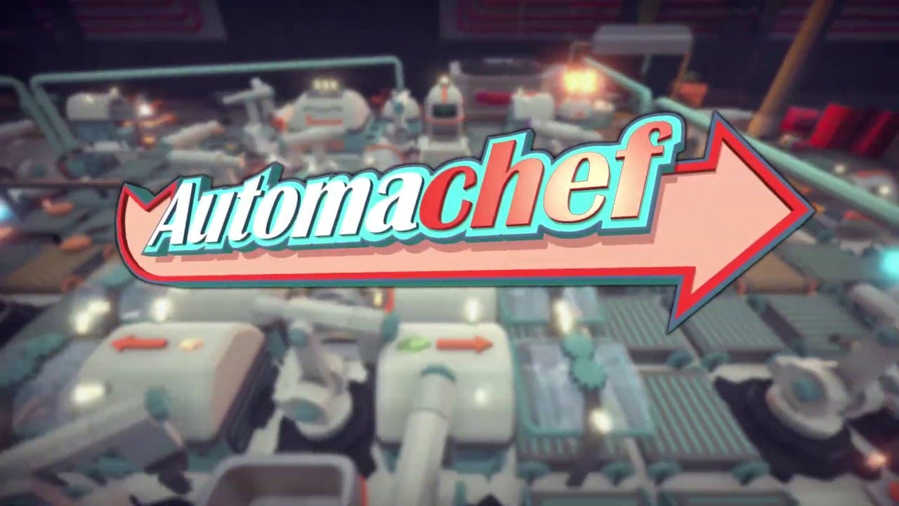 automachef is a puzzle game with