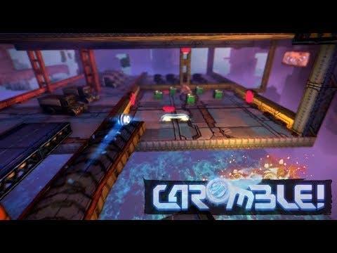 caromble receives penultimate ch