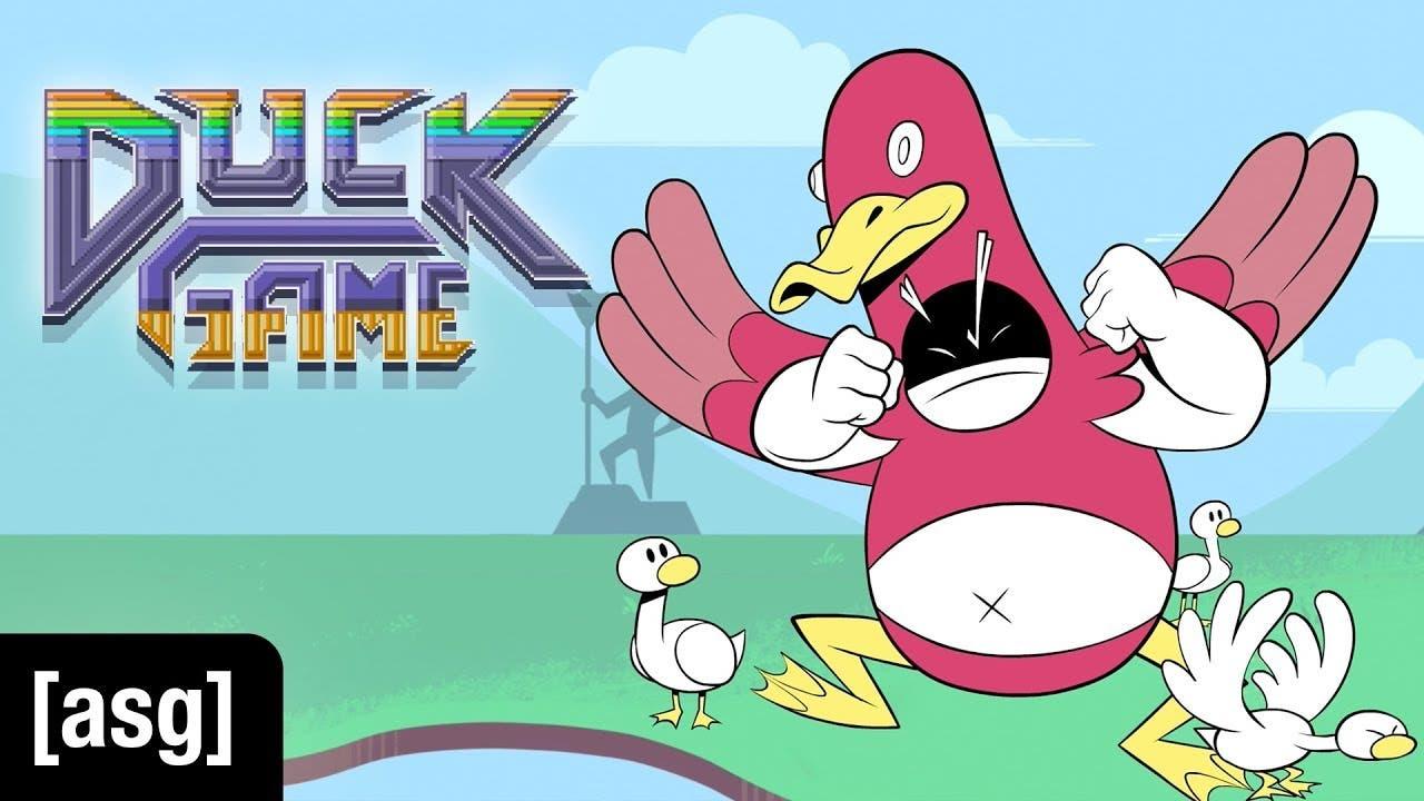 duck game quacks open singleplay