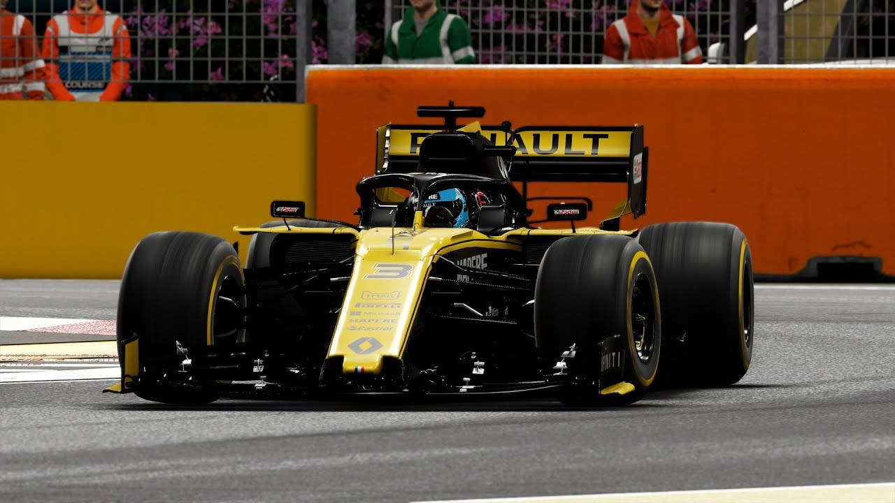 f1 2019 gets first gameplay trai