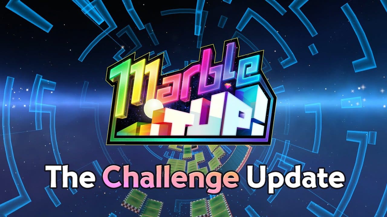 marble it up receives challenge