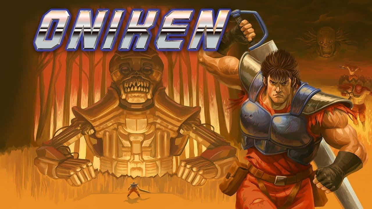 oniken patch adds new control sc
