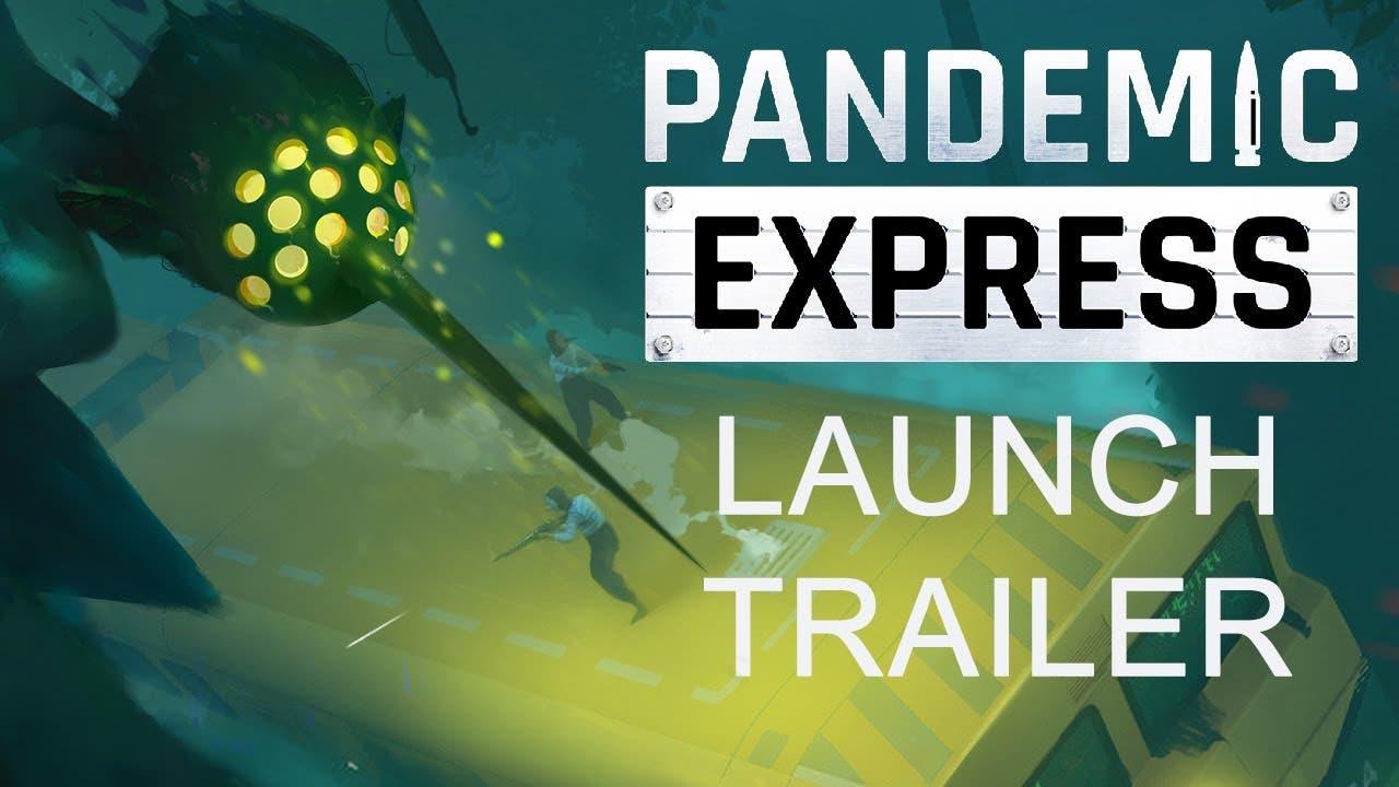 pandemic express zombie escape o